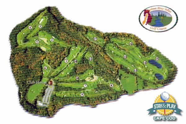 Acushnet River Valley Golf Course - Stay and Play