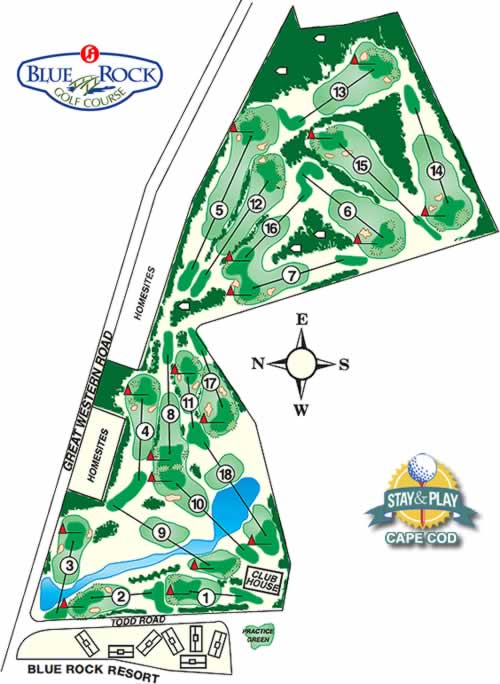 Blue Rock Golf Course -Stay-Play-Cape-Cod