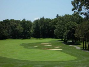 Olde Barnstable Fairgrounds Golf Course 13