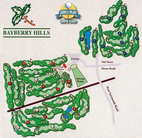 Bayberry Hills Golf Course - Stay and Play Cape Cod