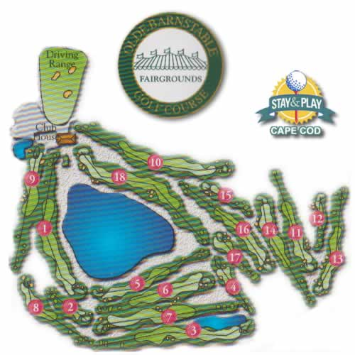 Olde Barnstable Fairgrounds Golf - Stay and Play Cape Cod