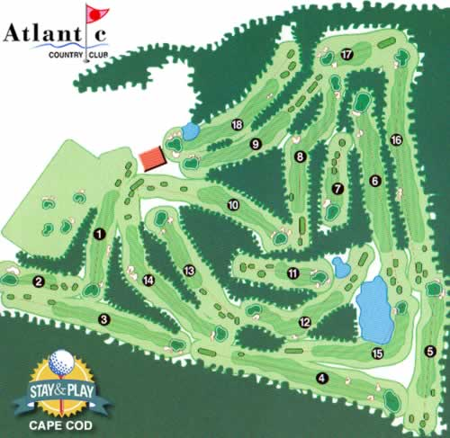 Atlantic Golf Course - Stay and Play