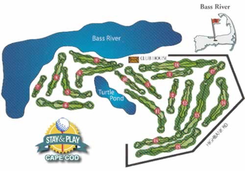 Stay and Play at Bass River Golf Course